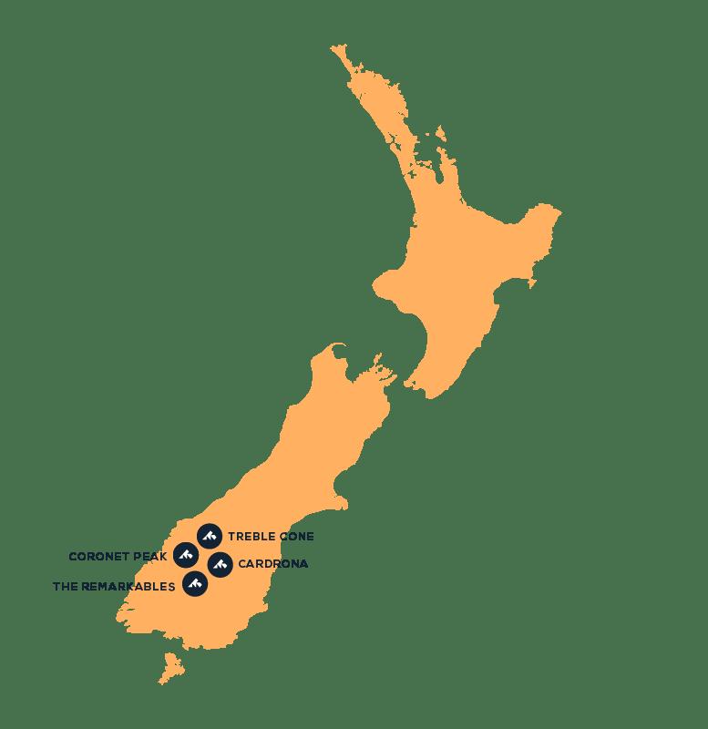 Nya Zeeland skidsäsong